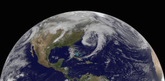 north america storms