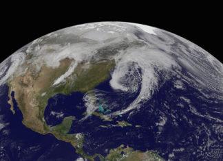 north america storms