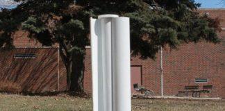 Trinity portable wind turbine