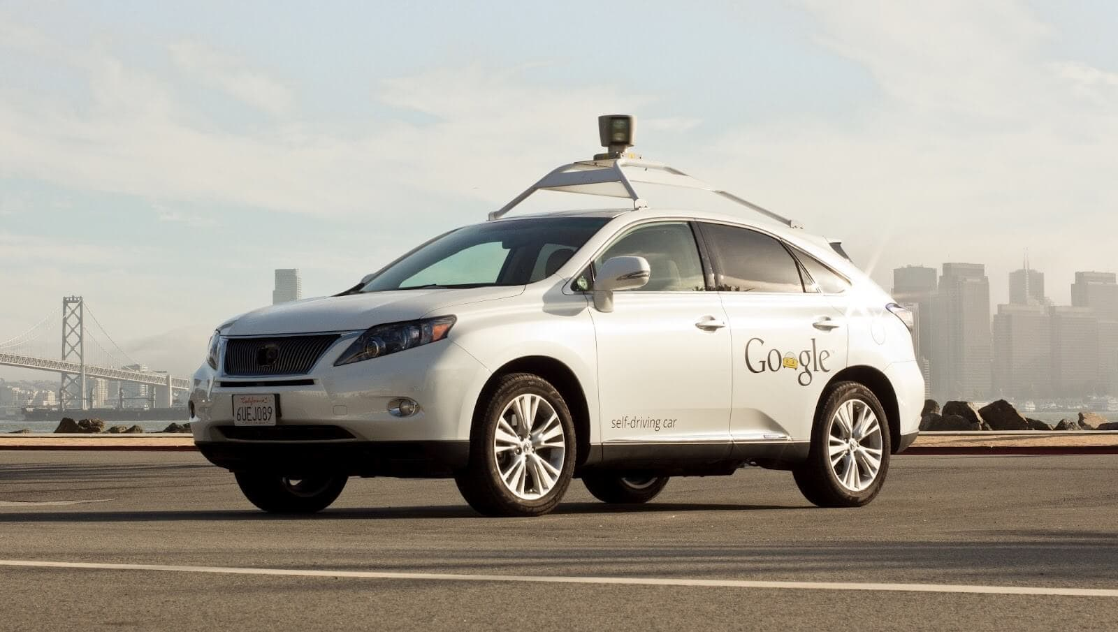 How Does Google's Self-Driving Car Work?