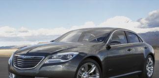 Chrysler 200c hybrid