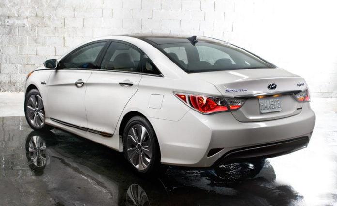 2014 Hyundai Sonato Hybrid