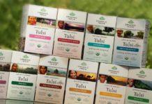 Tulsi Organic India Tea