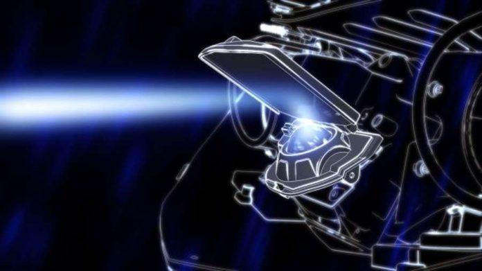 bmw i8 laser lights