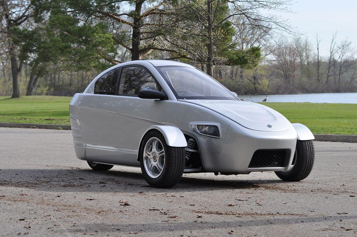 Elio: Sustainable Vehicles Come In A Variety Of Sizes And Configurations