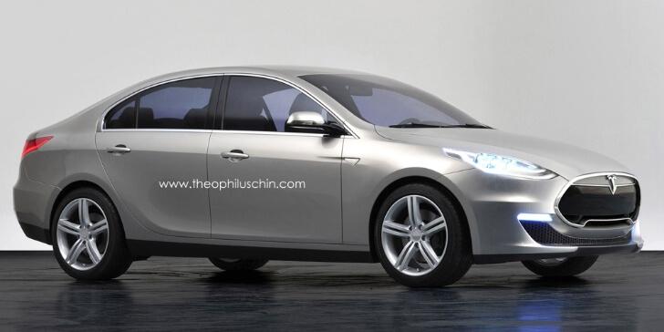 Tesla Moves Toward More Reasonably Priced Sedan For The 2016/2017 Model Year