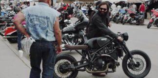 biofuel motorcycle