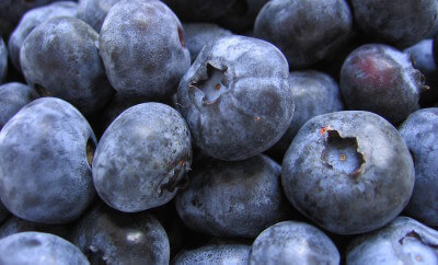 blueberries, a superfood