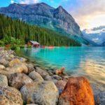 Lake Louise - Banff National Park - Alberta - Canada