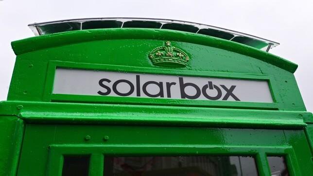 London Solarbox