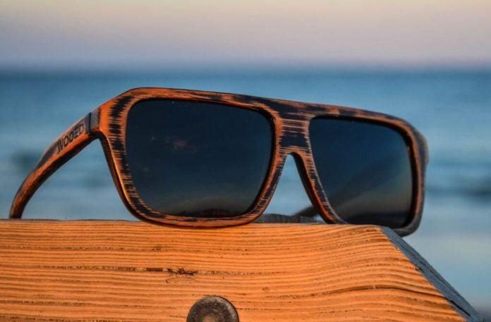 Wooed wood sunglasses