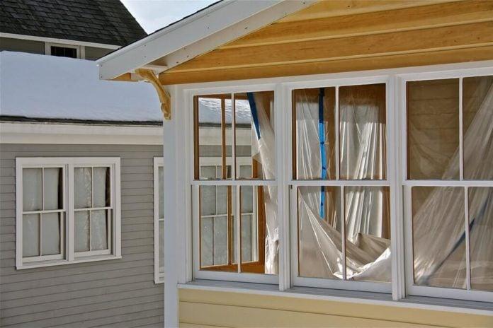 Home retrofit renovations