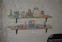 Eco friendly pantry