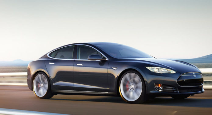 Tesla Motors Model S D Series