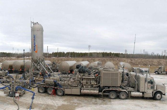 gasfrac eco friendly fracking