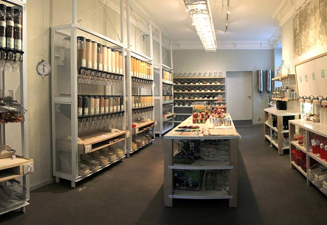 A Zero Waste Store in Germany