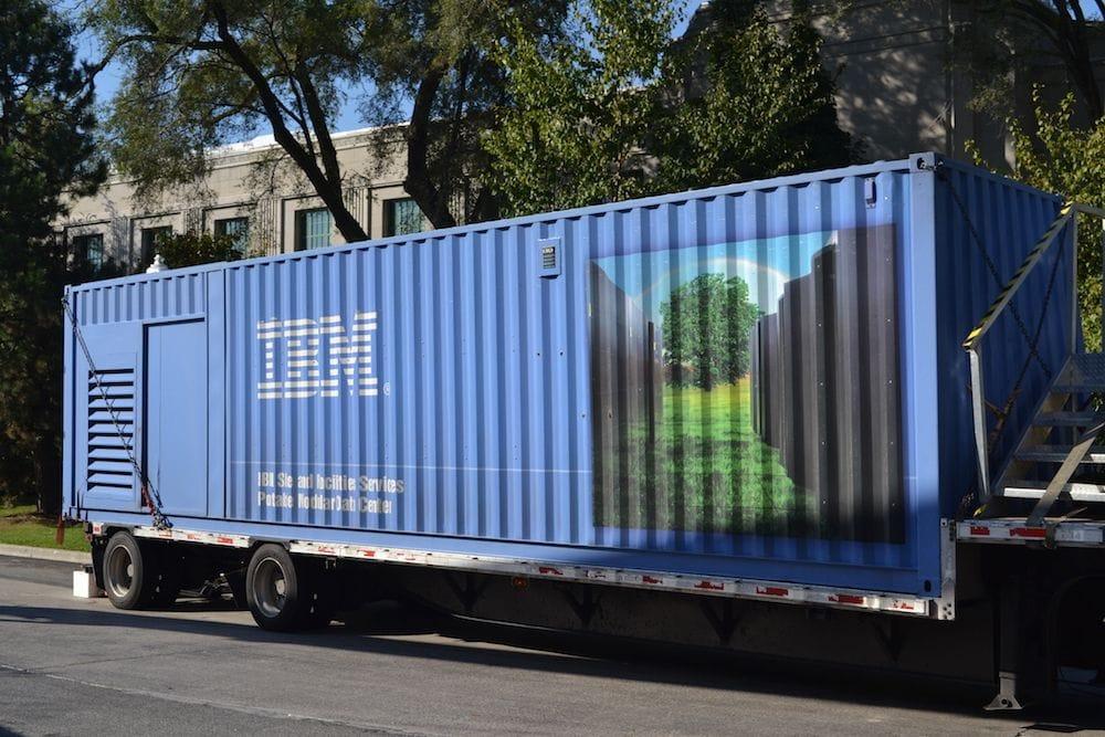 The Environmental Perks of Using Modular Data Centers