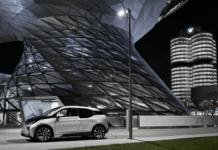 BMW Street Light Charging