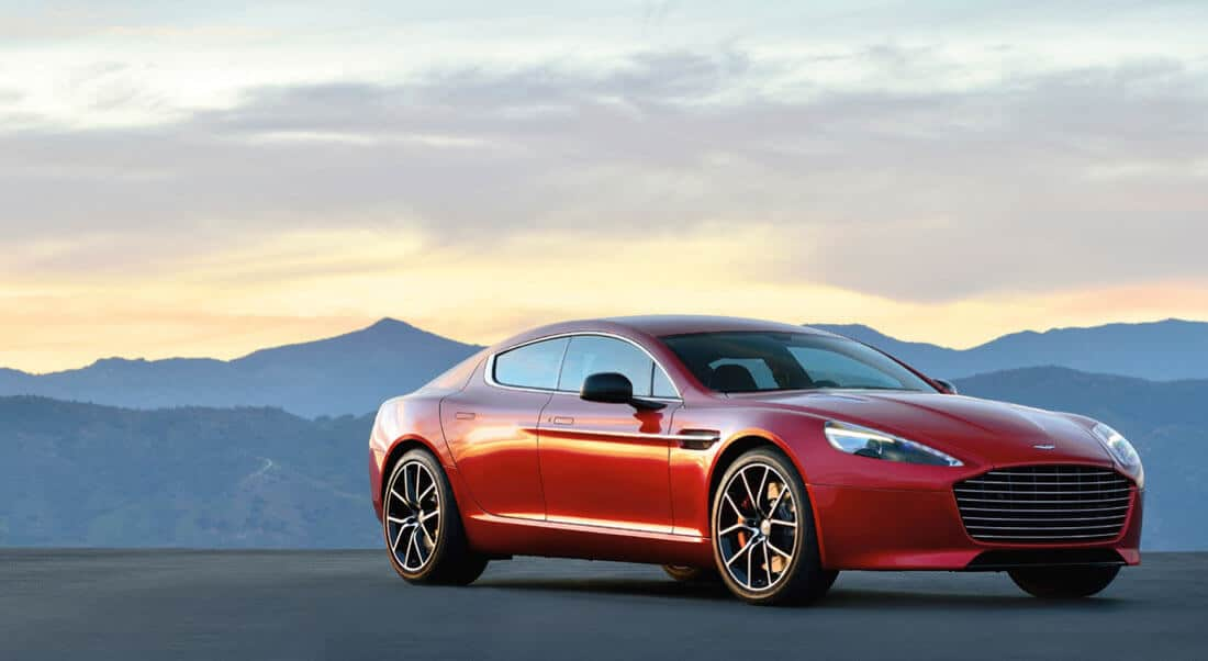 aston martin to release luxury electric car by 2018 greener ideal. Black Bedroom Furniture Sets. Home Design Ideas