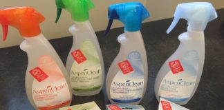 Aspen Clean Cleaning Products