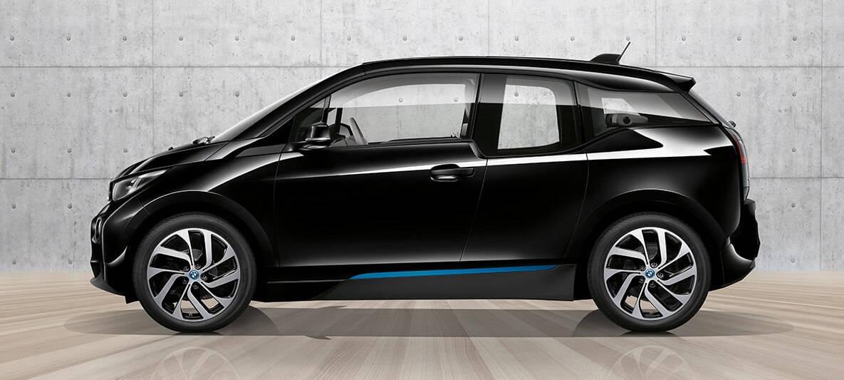 2017 BMW i3 electric car