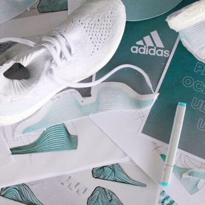 adidas ocean plastic shoes