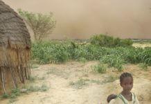 Niger, climate change hotspot
