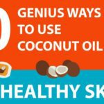 10 genius ways to use coconut oil for healthy skin