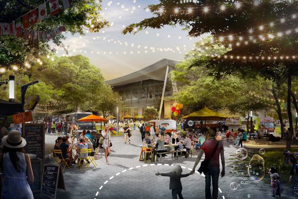 Google's sustainable campus
