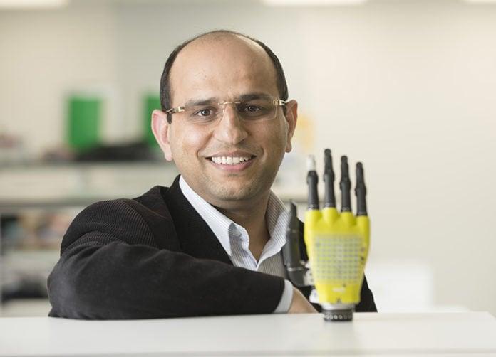 solar hand
