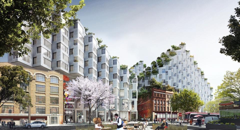 Bjarke Ingels Creating A New Definition Of Sustainable - Sustainable architecture design