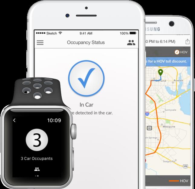 Carma Carpooling apps