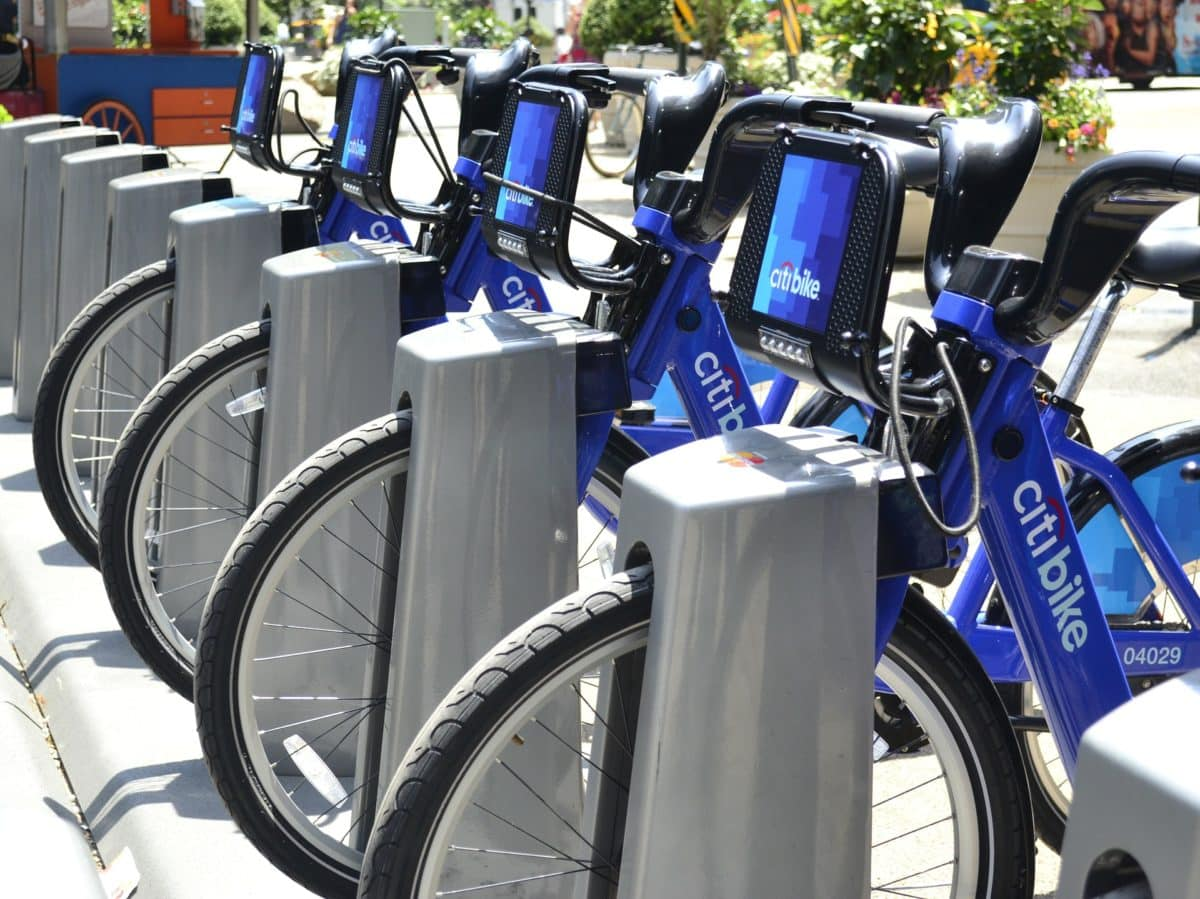citibike bikeshare