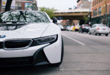 BMW i8, fuel efficient car