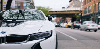 BMW i8, fuel efficient car