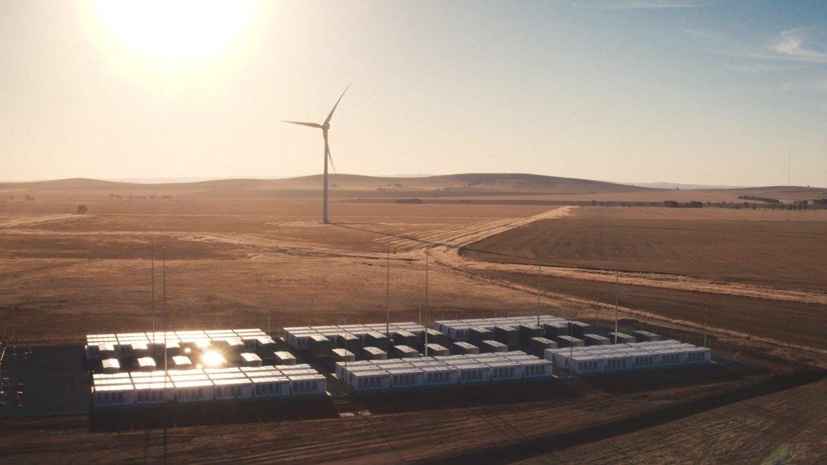 Tesla Powerpack in Australia