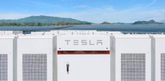 Tesla Australia solar battery