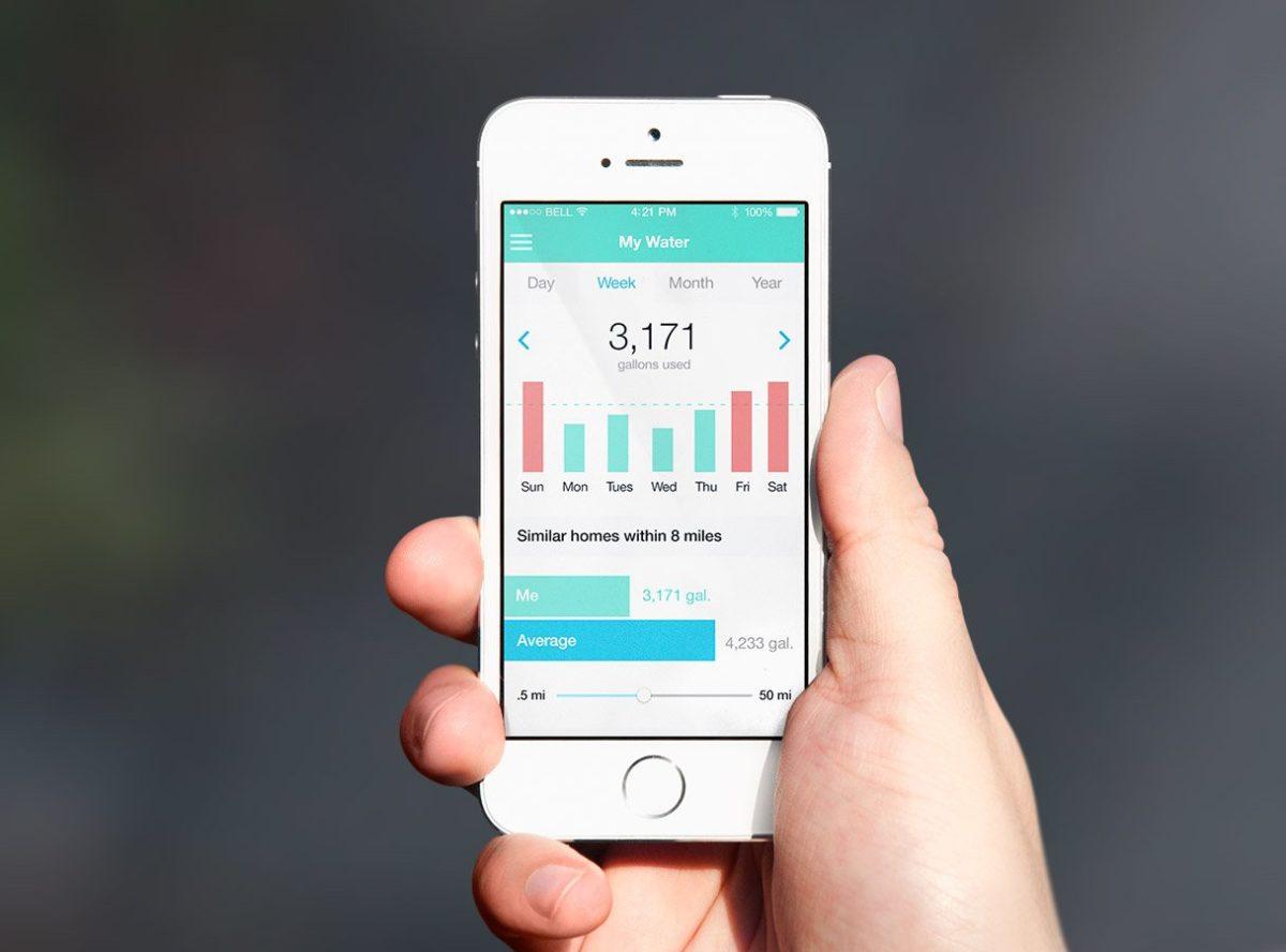 dropcountr mobile app