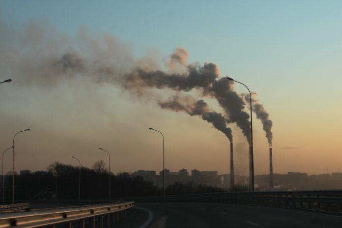 factory carbon emissions