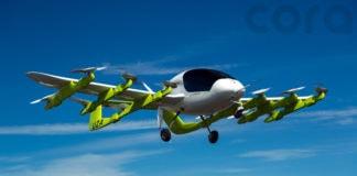 Cora Kittyhawk self-flying air taxi