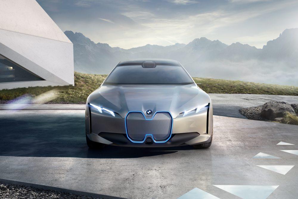 BMW i Vision Concept Front