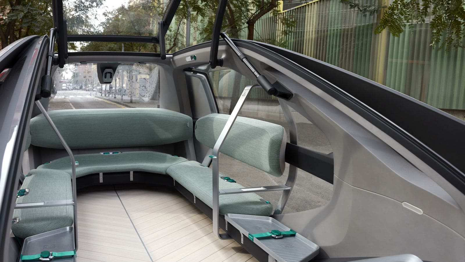 Renault EZ-GO ride-sharing