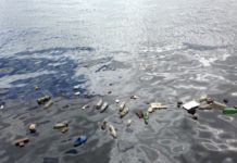 plastic water pollution