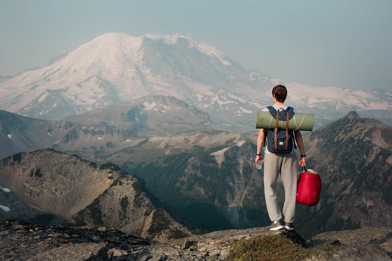 hiking - Eco-friendly road trip 2