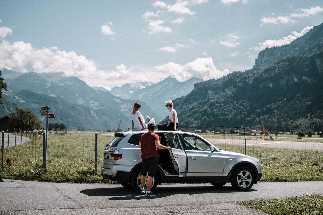Eco-friendly road trip