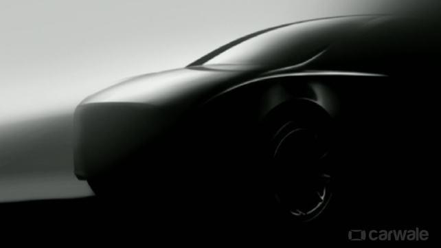 Tesla Model Y Tease