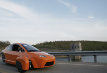 Elio Motors car