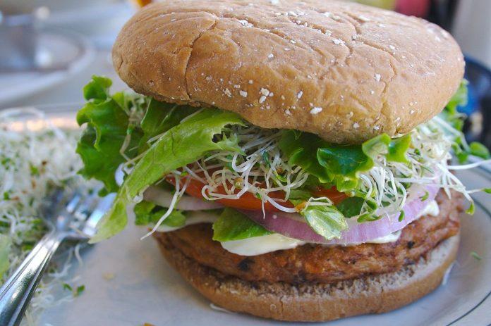 rise-flexitarian-major-uk-supermarket-introduce-vegan-burger-drips-blood