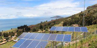 solar panels off-grid