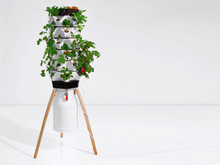 Stackable-plant-pods